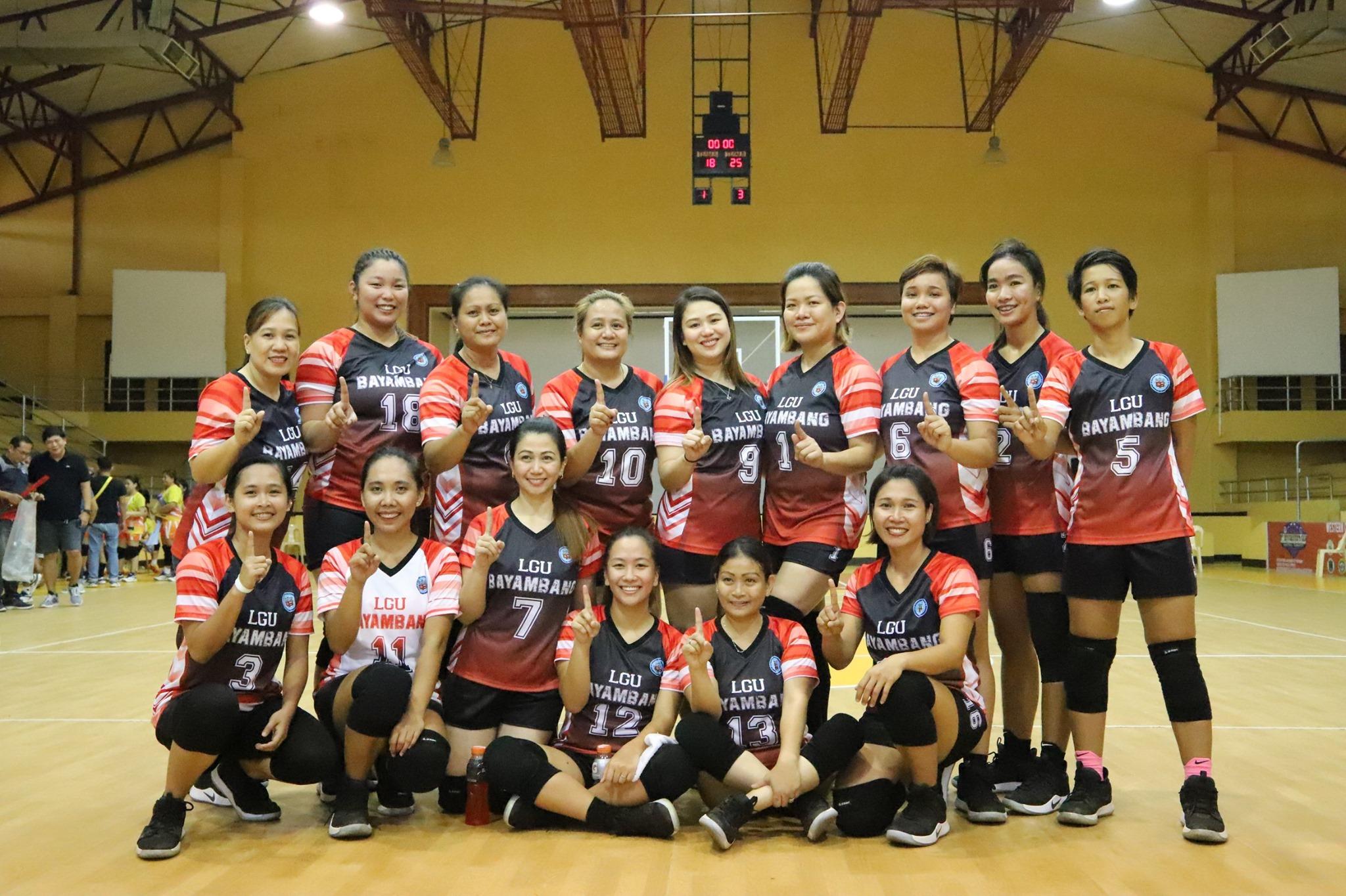 Lady Warriors, Kampeon sa Division Round!