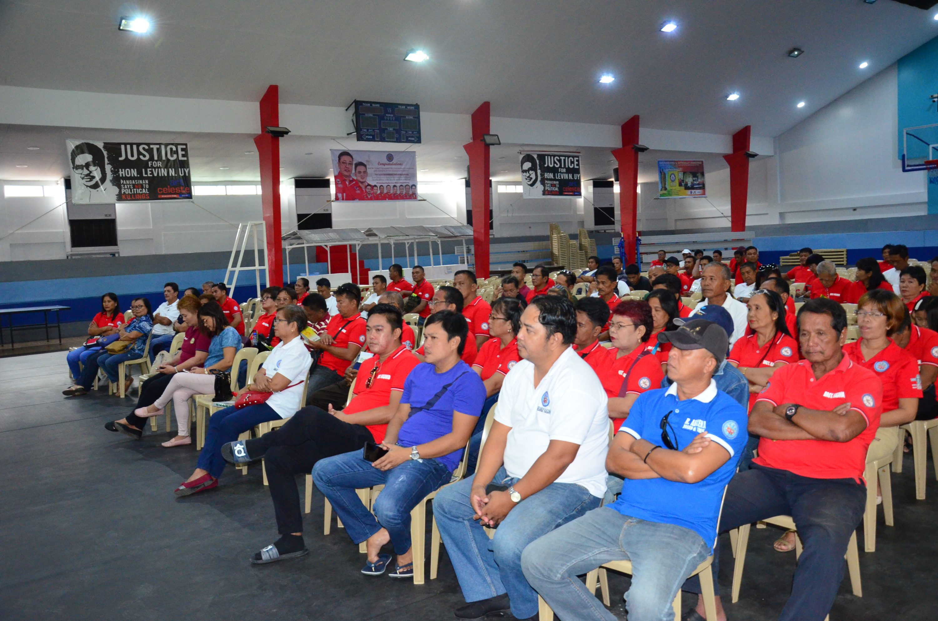 General Assembly and Distribution of Philhealth Card
