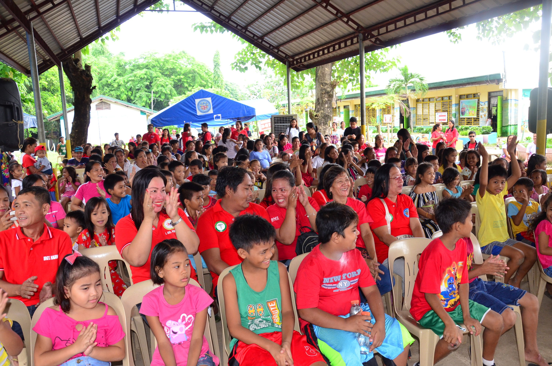 Barangay Ataynan, Di Maiiwan sa Komprehensibo