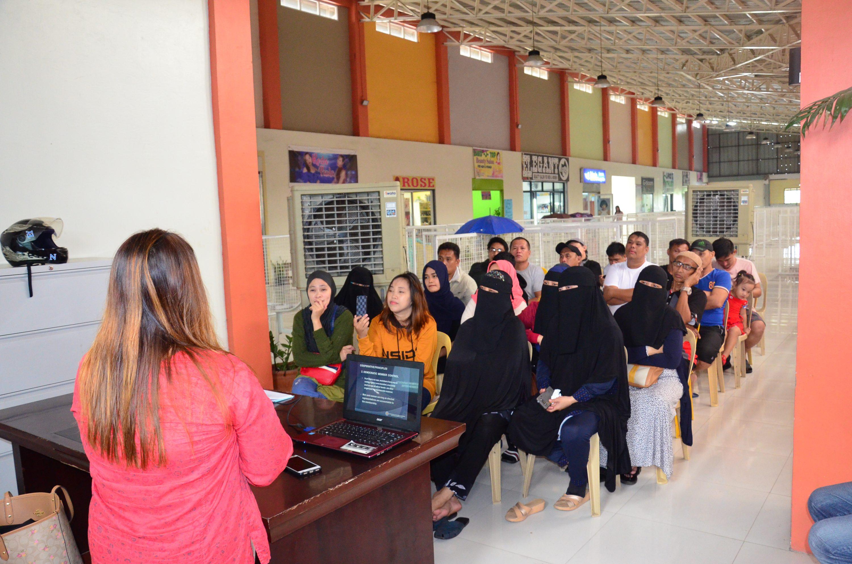 Pre-Registration Seminar for Muslim Vendors Grp. 1
