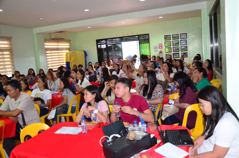 Buwan ng Wika Opening Program - Balon Bayambang