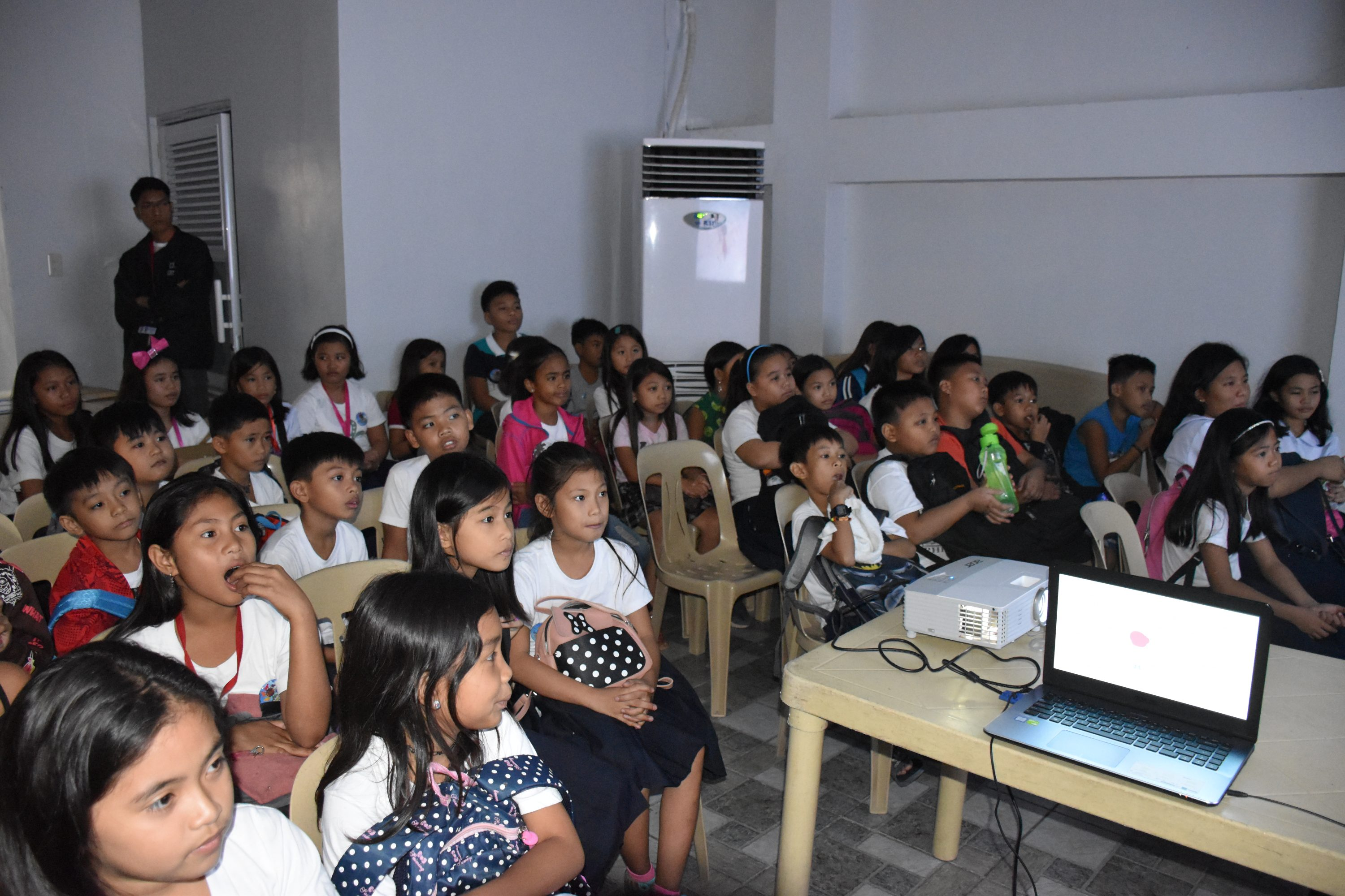 science film showing
