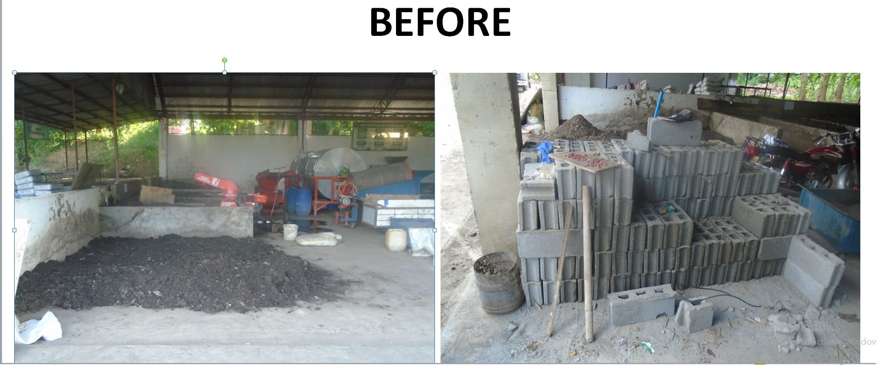 Renovation of Bioprocessing Area of MRF