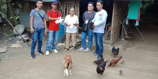 Free Range Chicken Project, Telbang