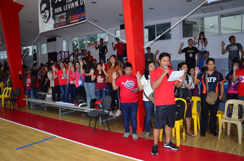 3rd LGU Inter-Color Sportsfest Opens