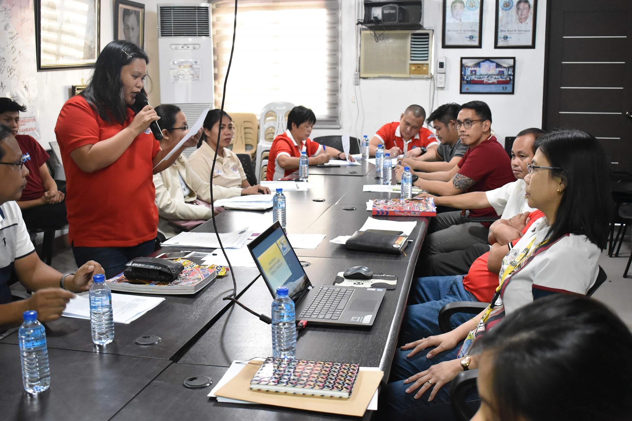 Para sa Kabataan Community Based-Literacy Program