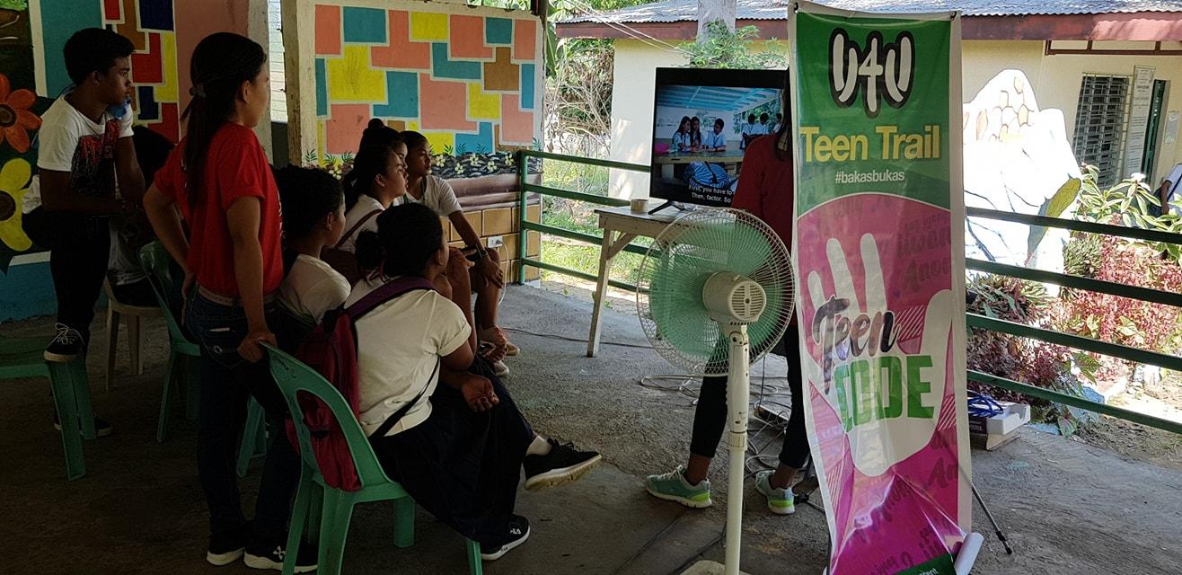 U4U Teen Trail Seminar Roll-Out sa mga Paaralan