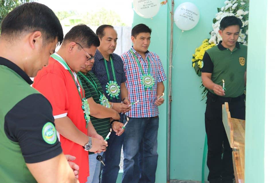 Mayor CTQ, Binigyan ng Komendasyon ng PDEA