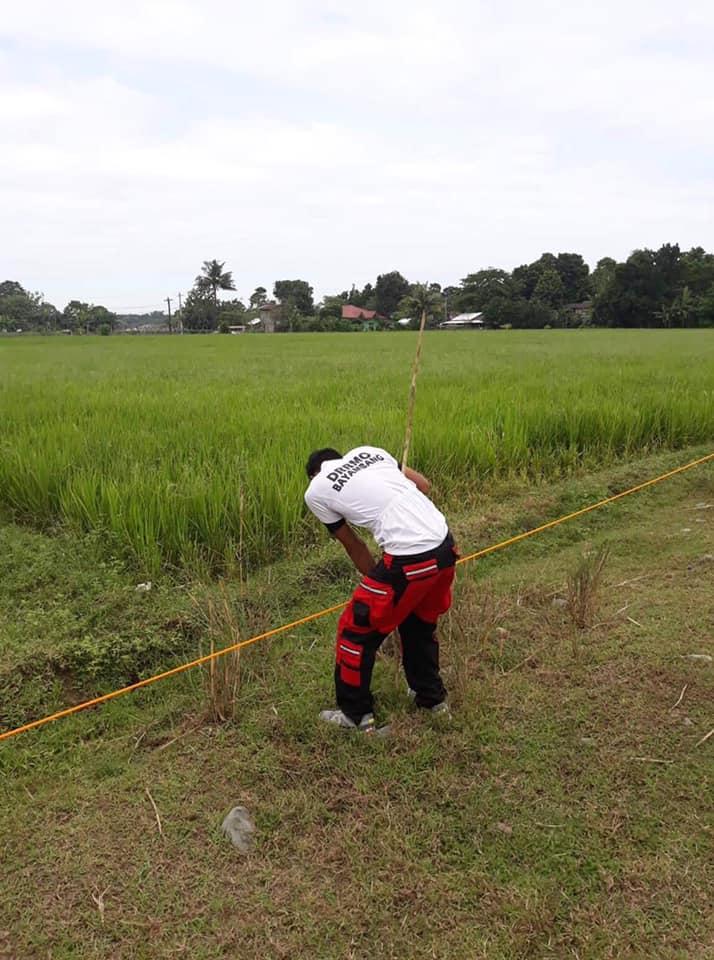 Agno River Rehab Project, Nasa Amancosiling Norte Na