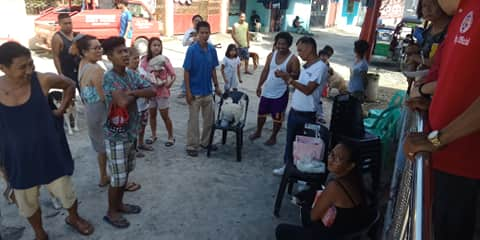 Cadre Site Dog Vaccination