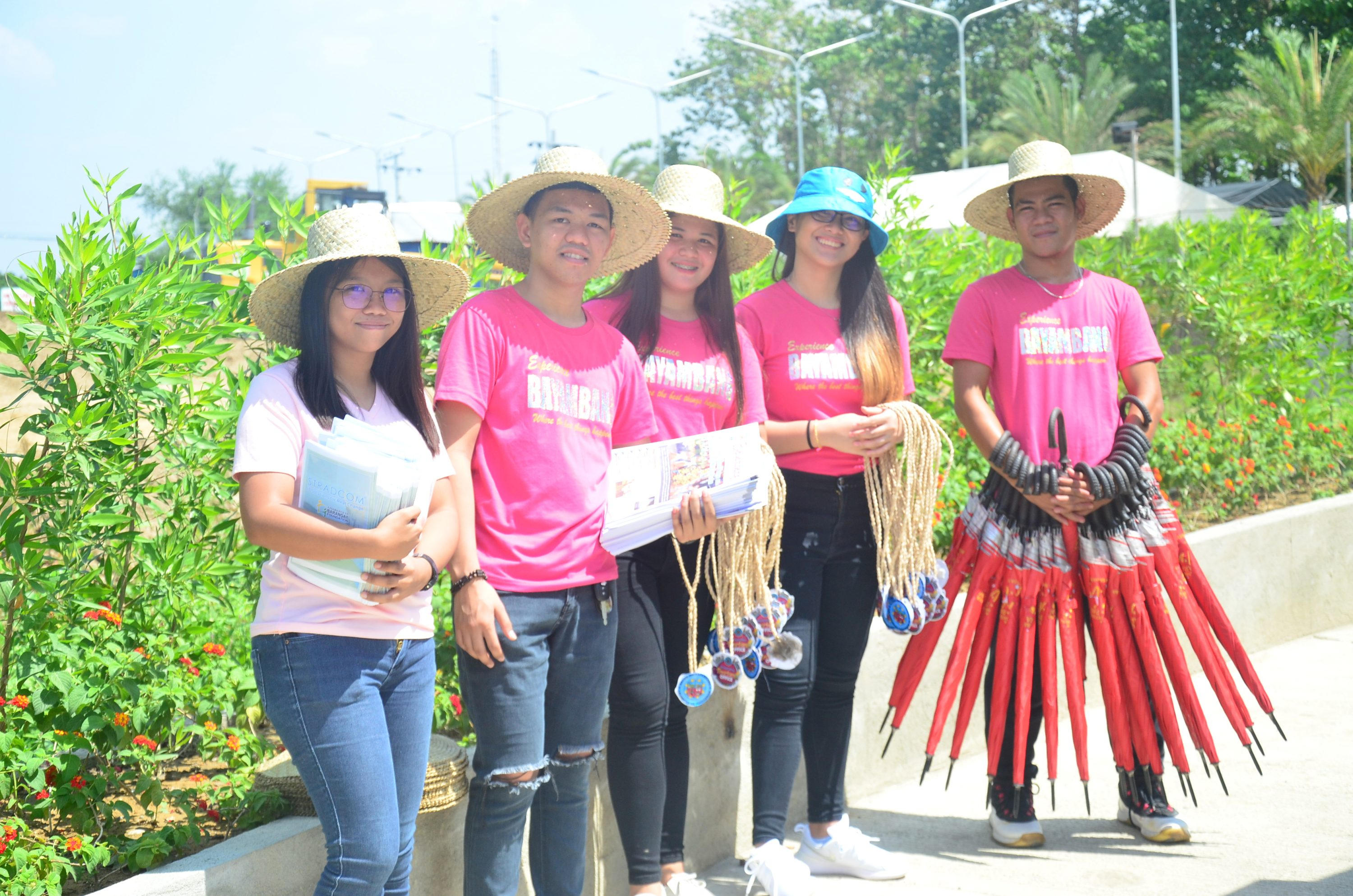 Region 1 Tourism Officers visit Bayambang