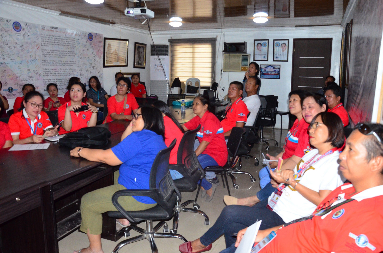 GSIS, Nag-Orient sa Loan Program for LGU Employees