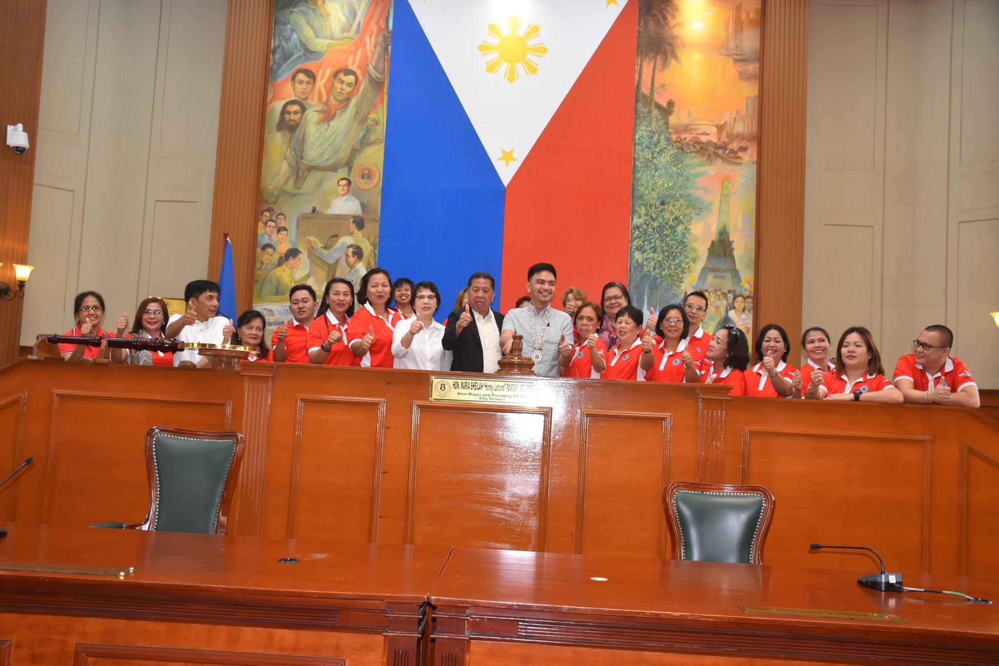 Manila Welcomes LGU Bayambang