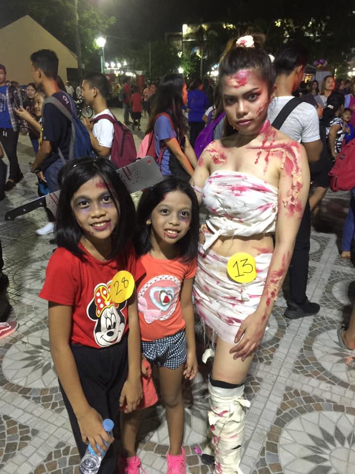 ZumBayambang Halloween Party 2019