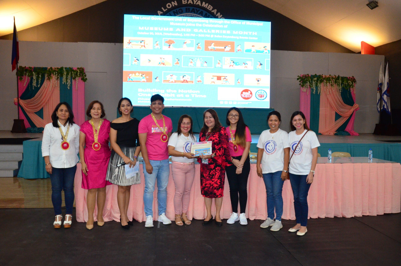 Museum and Galleries Month, Ipinagdiwang