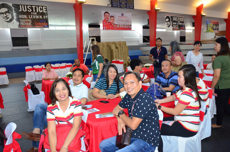 LLPDCPI Pangasinan Benchmarking