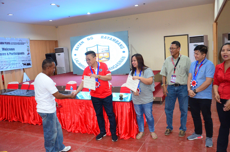 Palayamanan Project Graduation