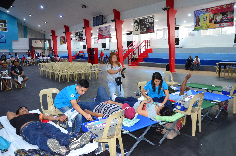 113 Blood Donors, Naitala