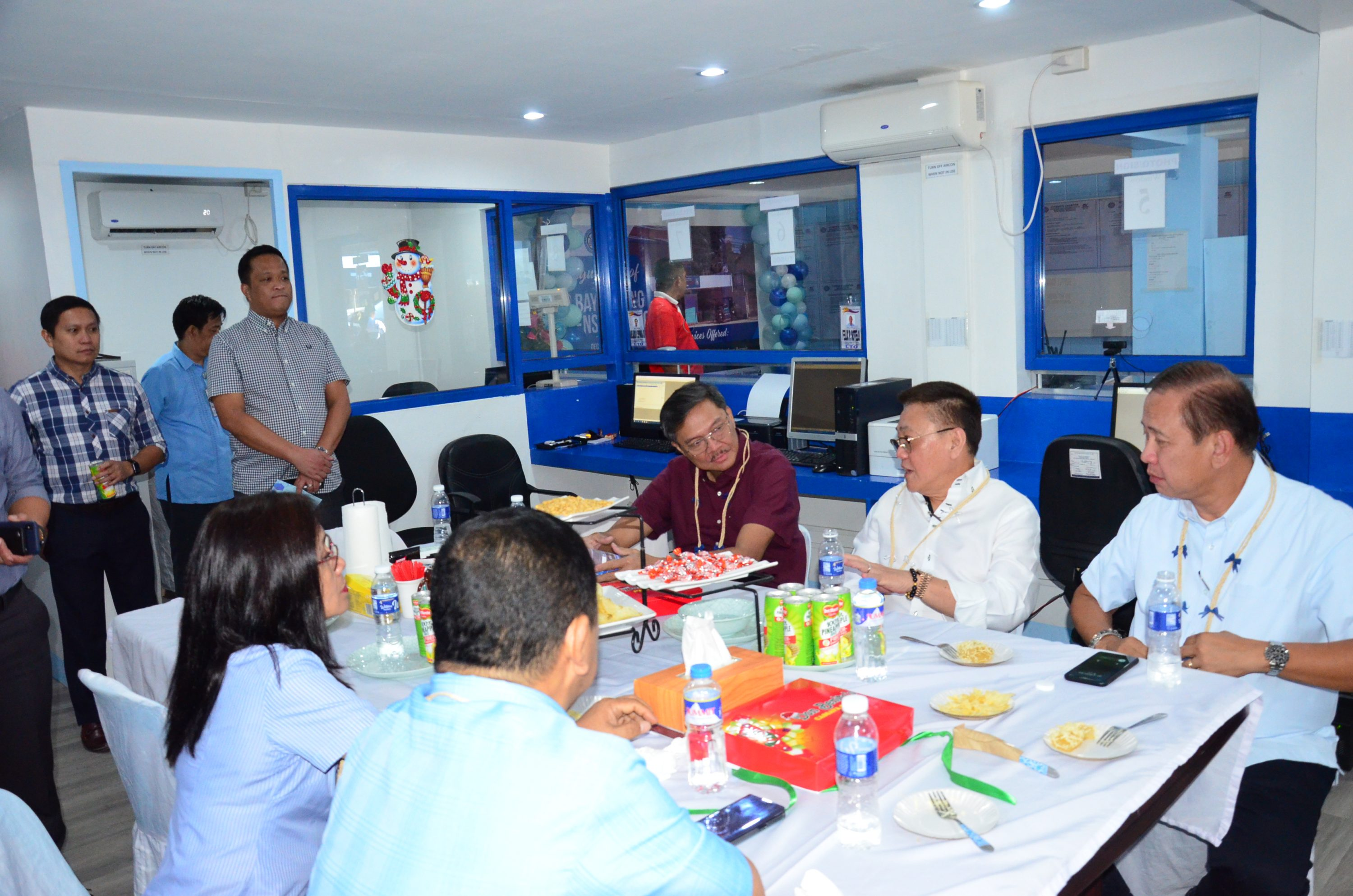 MCTQ Graces Inauguration of LTO Extension Office