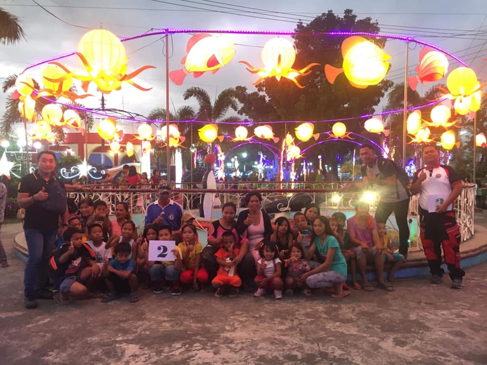 MDRRMO Tours Children from Selected Barangays