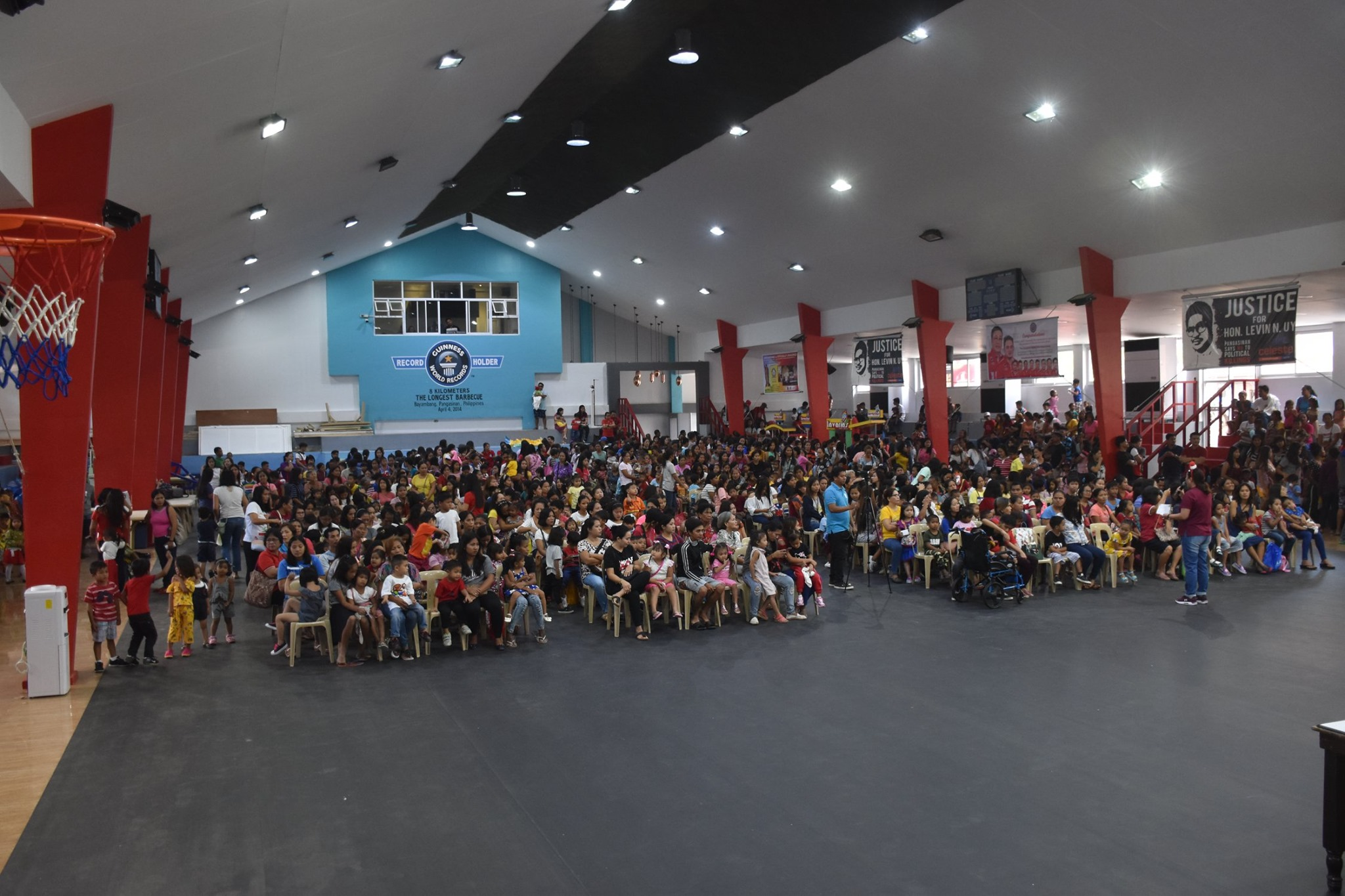 Pamaskong Handog sa Kabataan Year 17