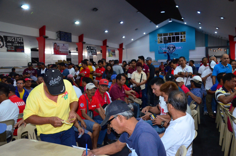 Financial Assistance for Barangay Officials