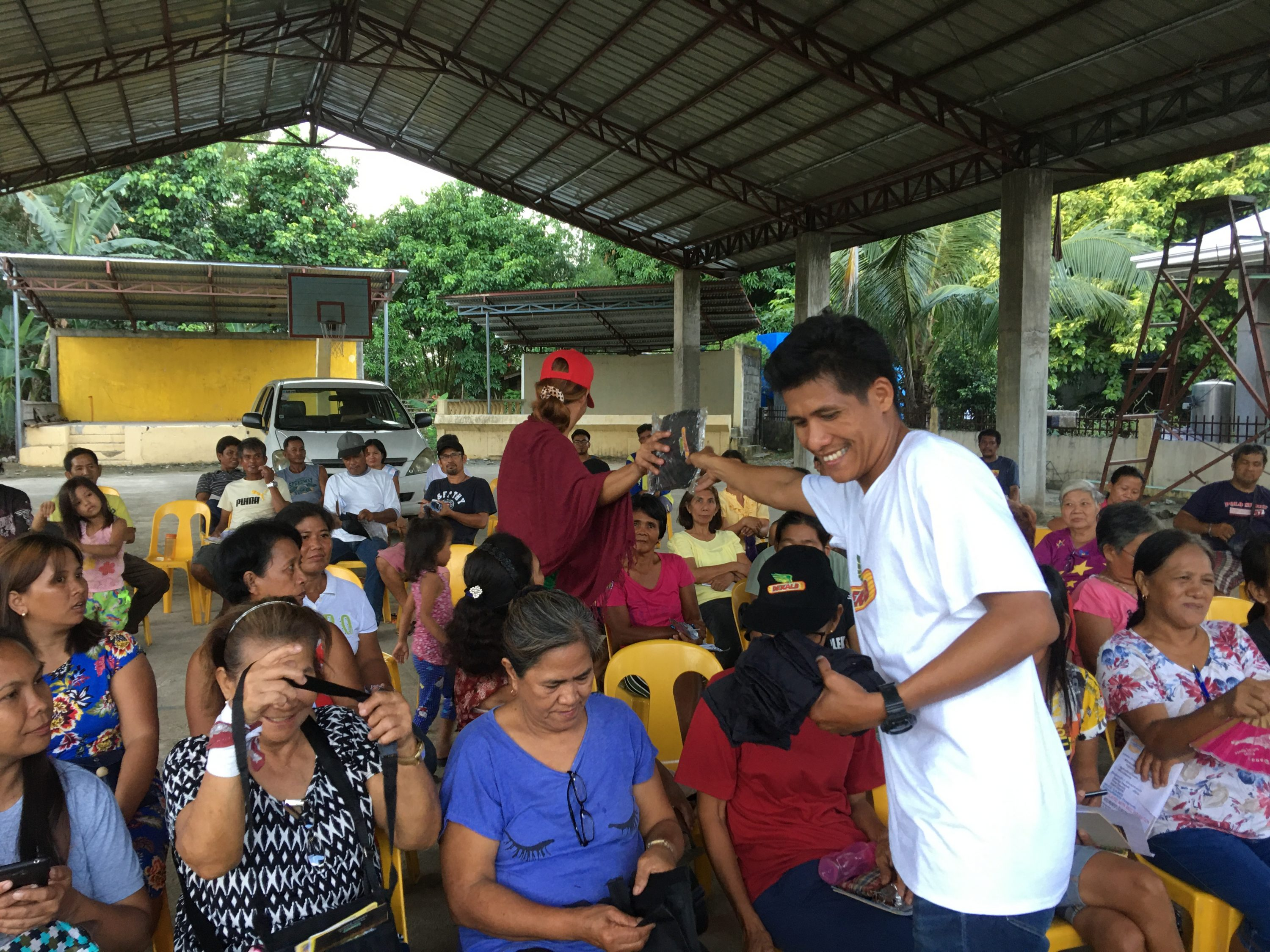 Livelihood Orientation for ASF Calamity Victims