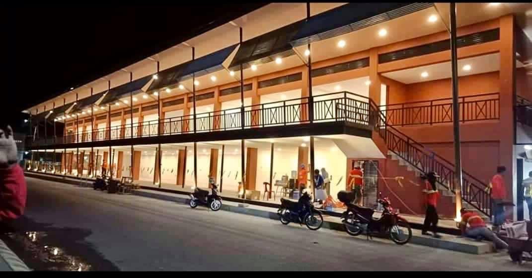 Update – Bayambang Commercial Strip