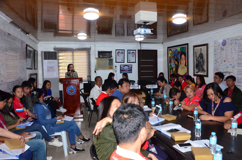 BaLinkBayan Webpage Management Training