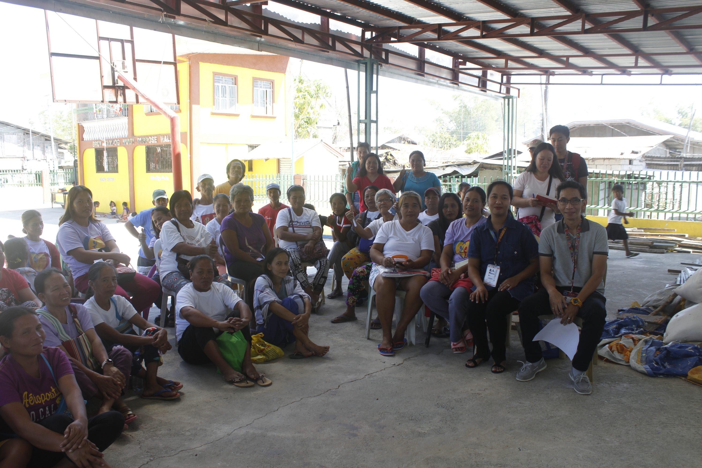 LCR, Patuloy ang Paglibot sa mga Barangay