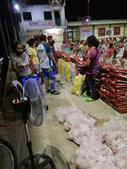 2nd Wave ng Relief Operations, Nag-umpisa Na