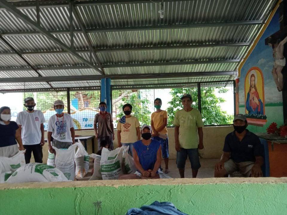 RCEP Seeds ng DA, Ipinamahagi sa mga Magsasaka