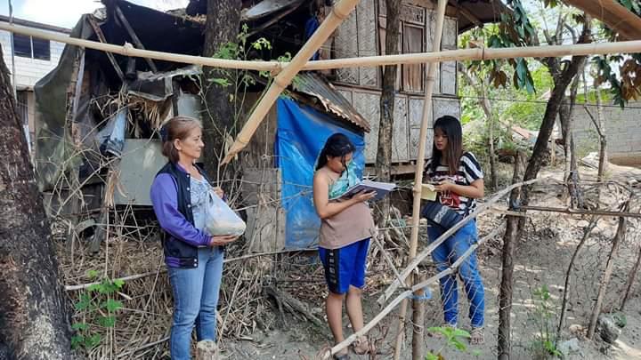 Mga Buntis, Nakinabang sa Greenhouse Harvest