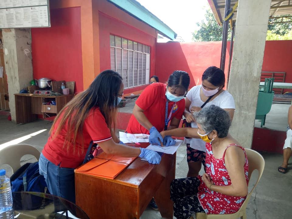 Distribusyon ng Social Pension ng Indigent Seniors