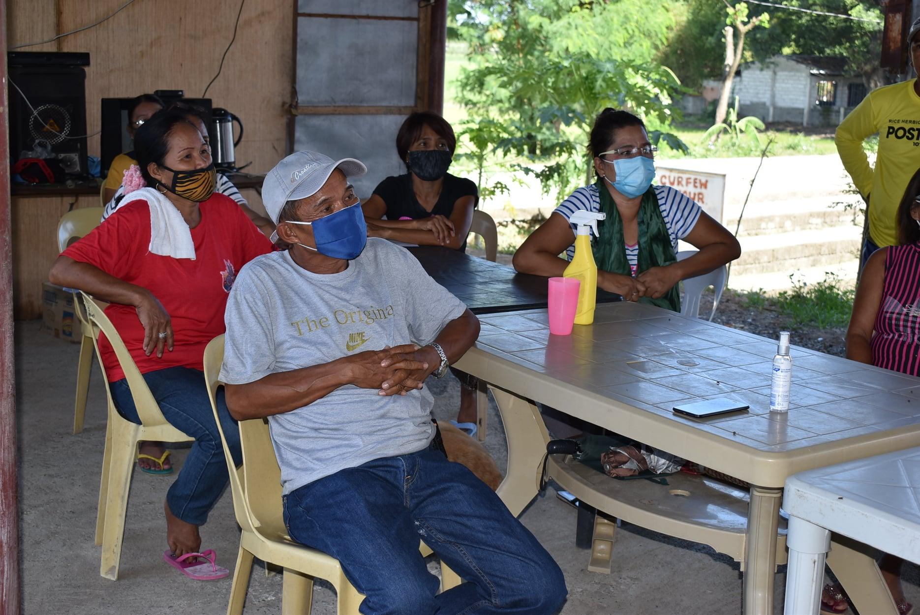 Data Capturing para sa CBMS, Ipinagpatuloy