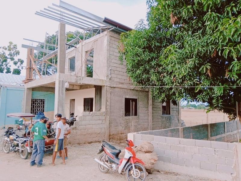 Barangay Hall in Manambong Sur