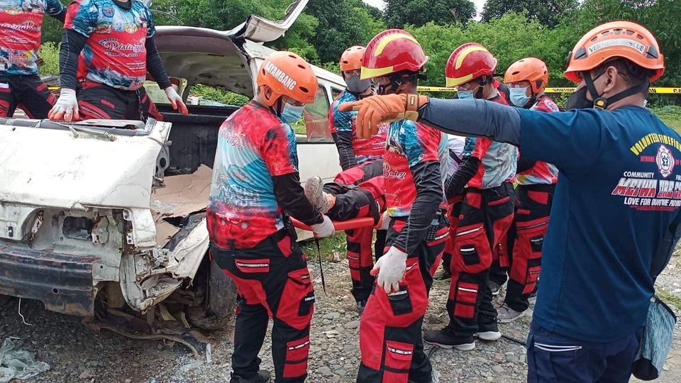 Vehicular Extrication Training