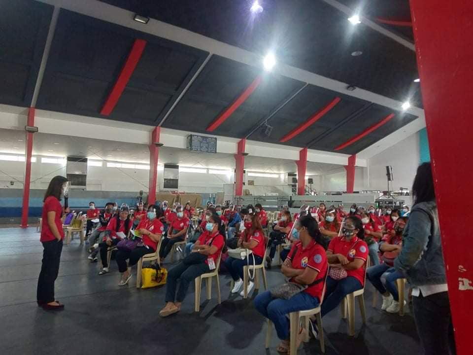 Supplementary Feeding Program ng DSWD, Nagpatuloy