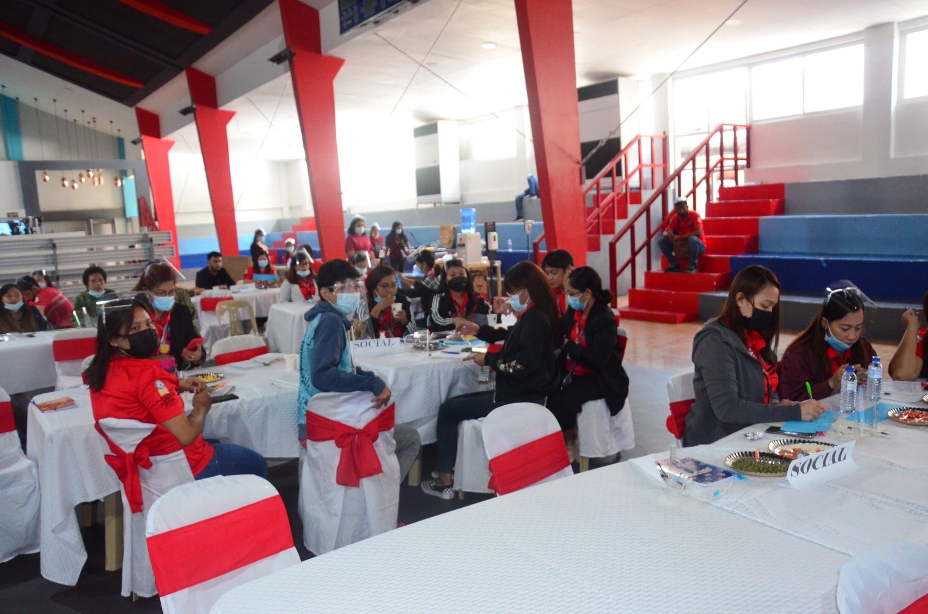 Planning Workshop para sa Isang Gender-Responsive Municipality, Ginanap