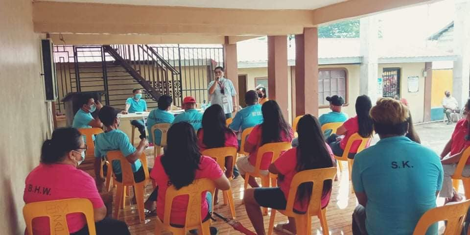 IEC on COVID-19 Vaccination Program, Ongoing