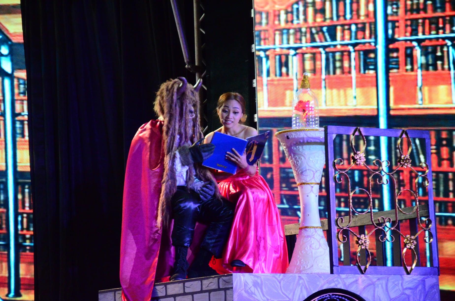 Talento ng Bayambangueño, Nagkinang sa Teatro!