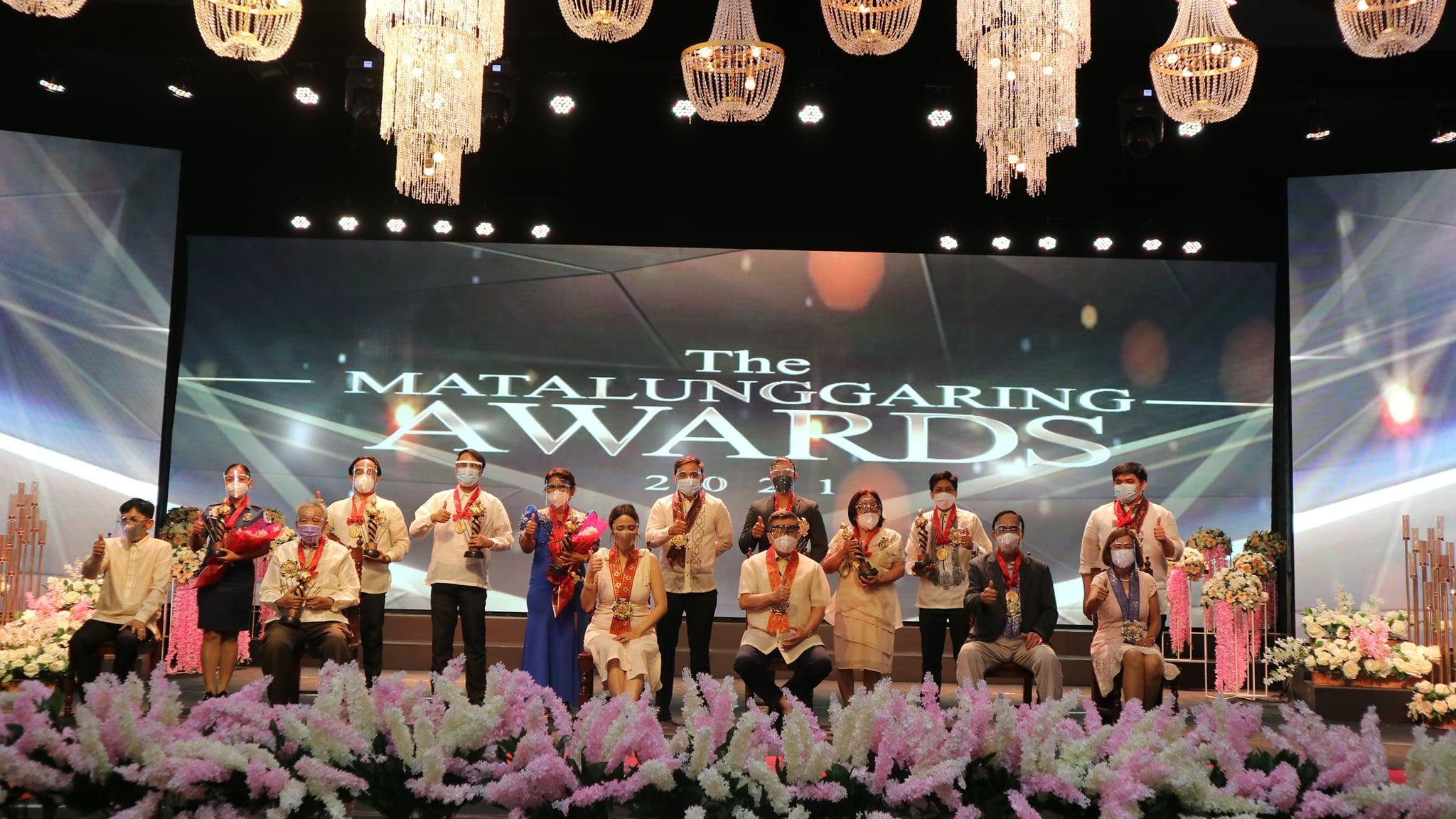 Matalunggaring Awards 2021