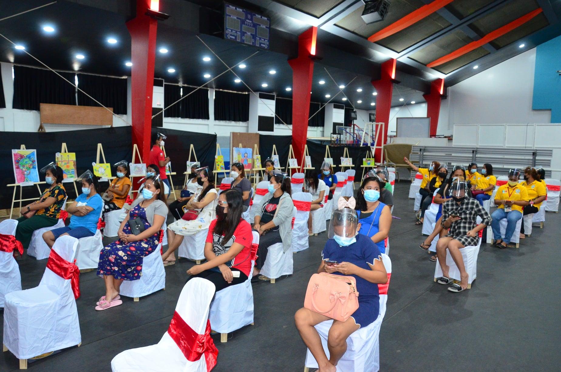 Mayor Quiambao, Isa sa mga Nutrition Champion sa Rehiyon; Bayambang MNAO, Top Performer sa Pangasinan