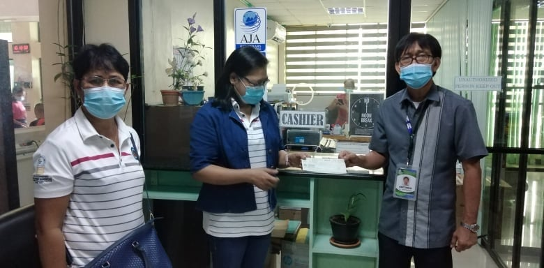 P200K DENR Grant para sa Toxic Waste Containment