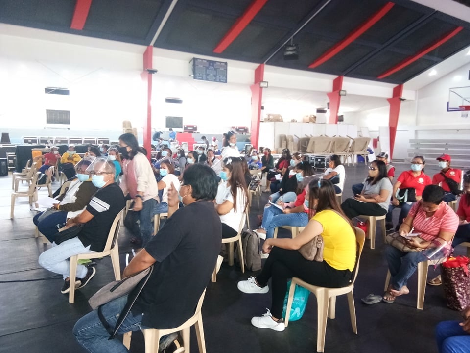 Barangay Treasurers Meeting