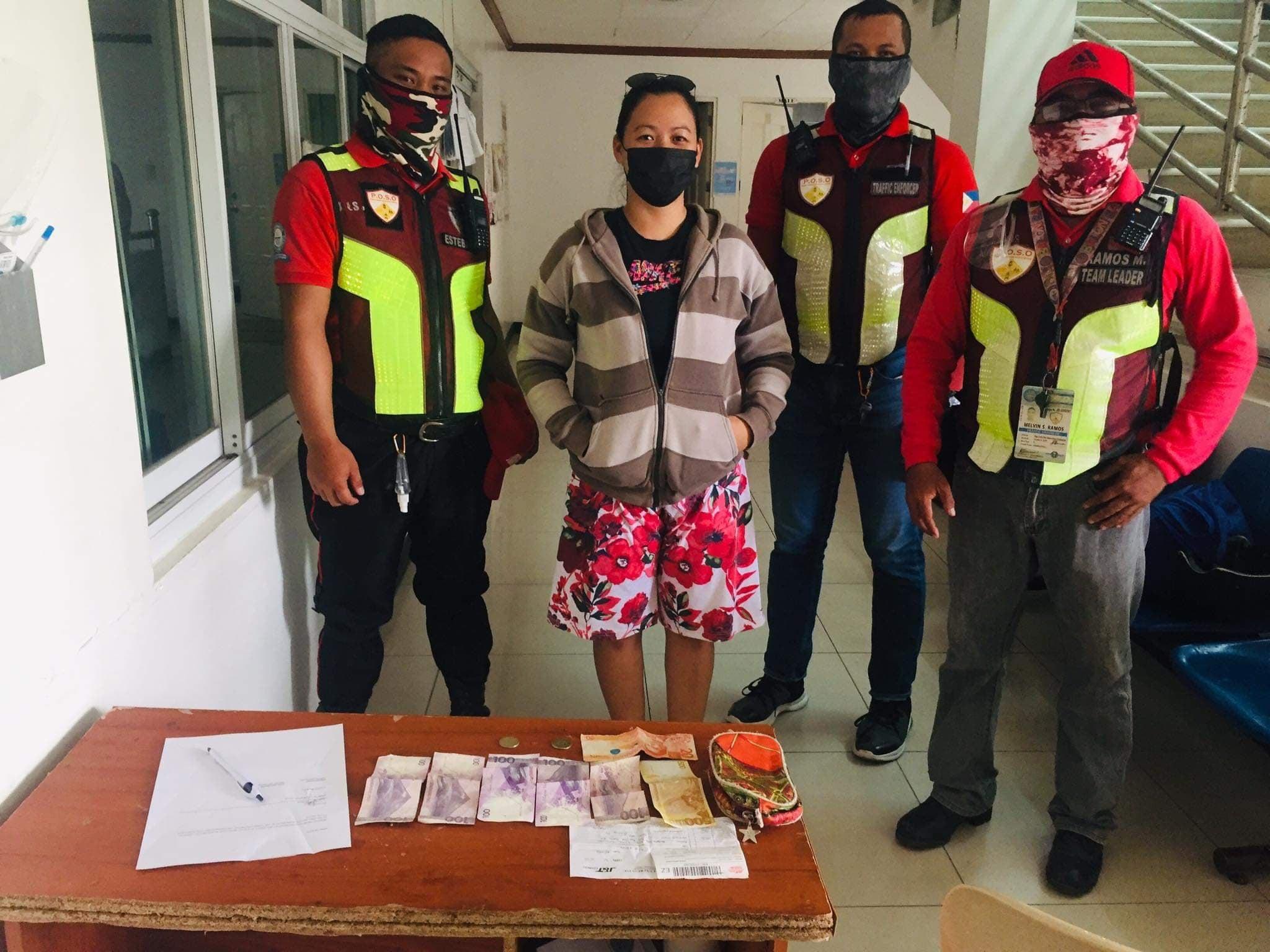 POSO Staff, Muling Nagsauli ng mga Napulot na Gamit