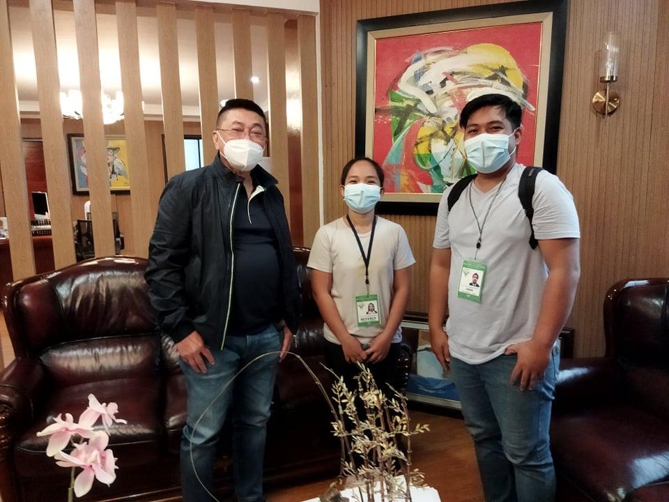 DA-R1-RAED, Nag-Site Validation para sa Panukalang Pantol-to-San-Gabriel 2nd FMR Project