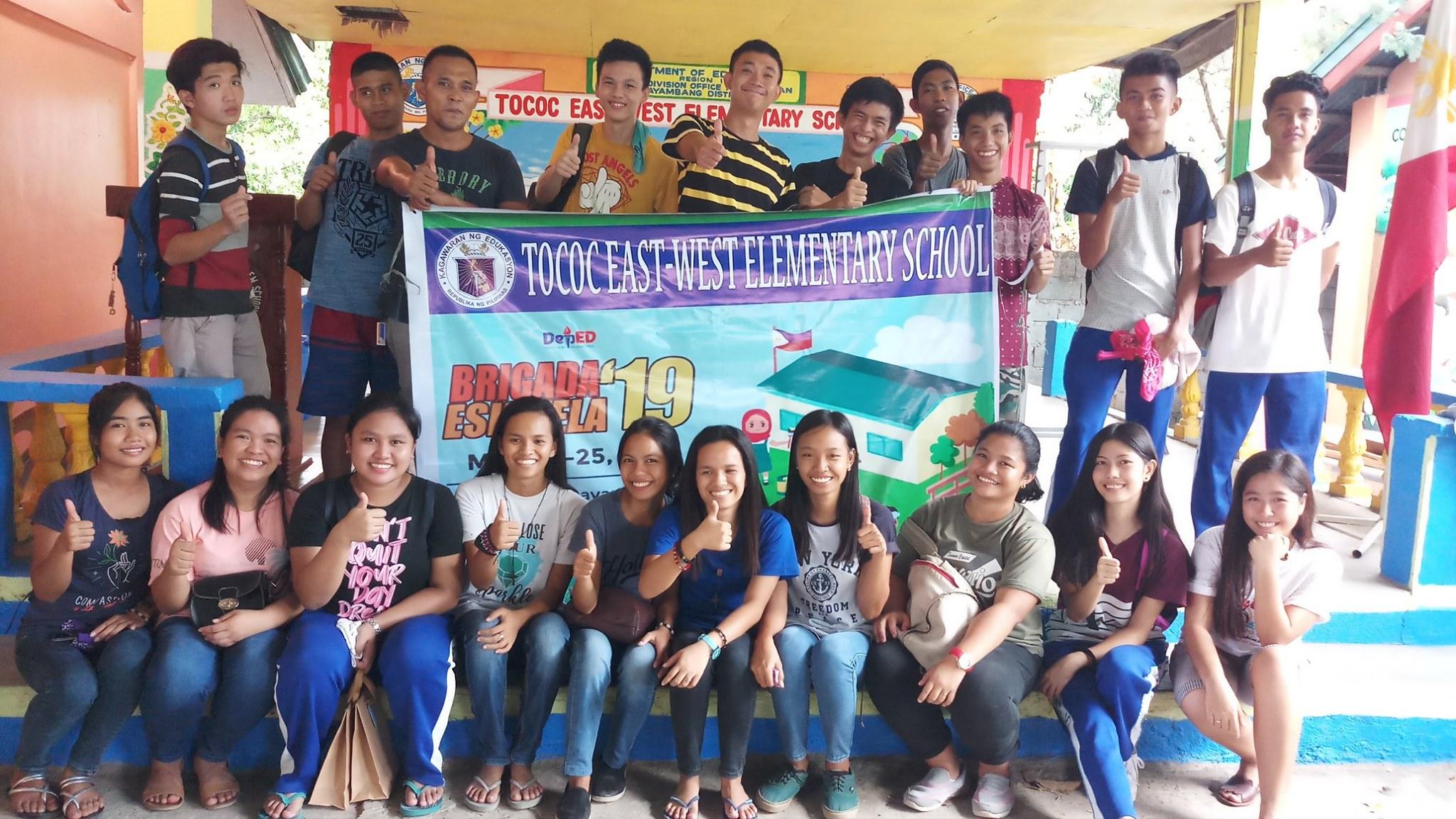 MFAB at Brigada Eskwela 2019