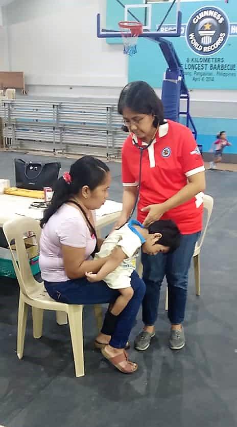 Victory Church, Nag-Sponsor ng Free Medical-Dental Checkup
