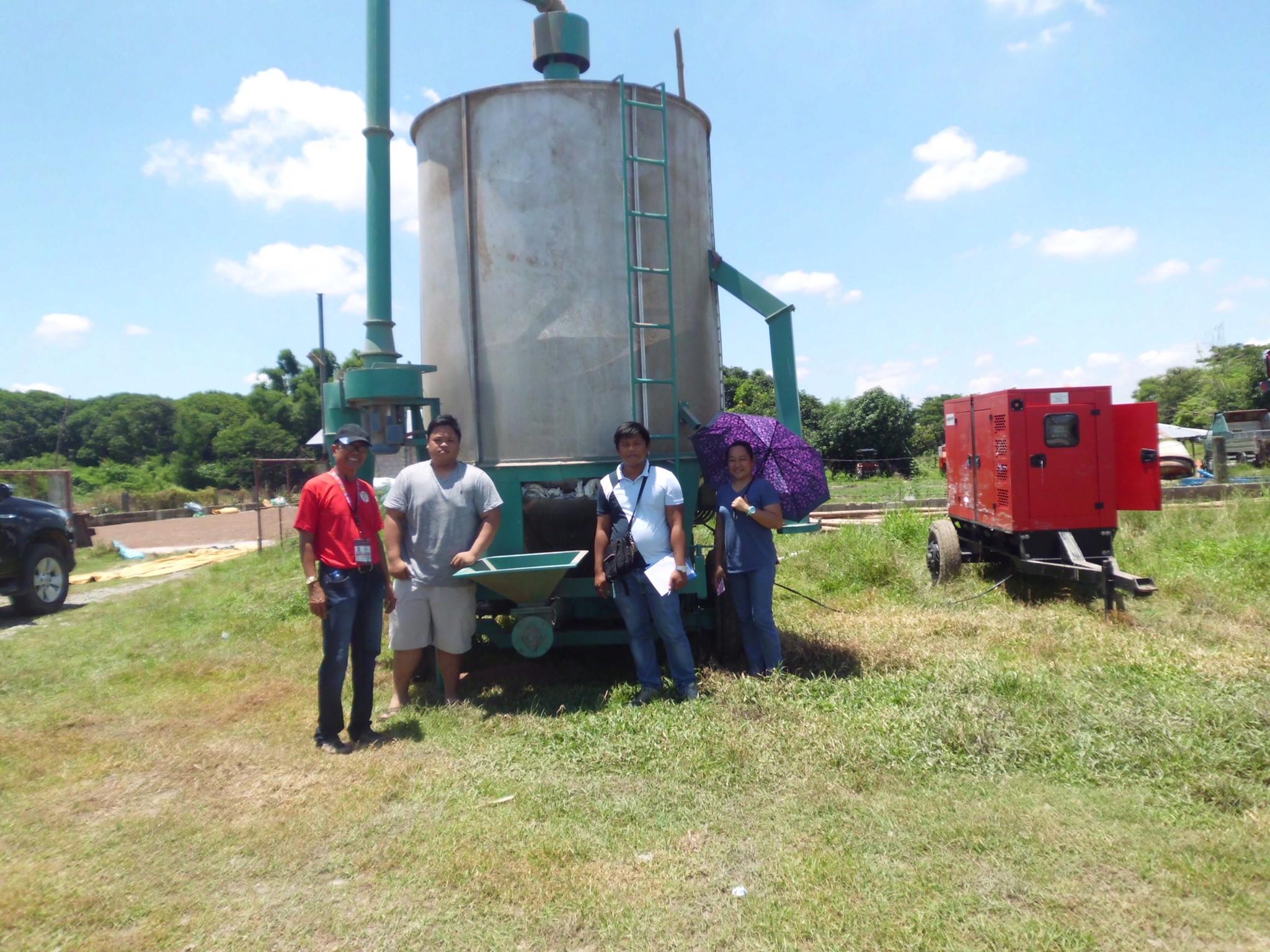 DA-RO1, Binisita ang Sorghum Farms sa Mangabul